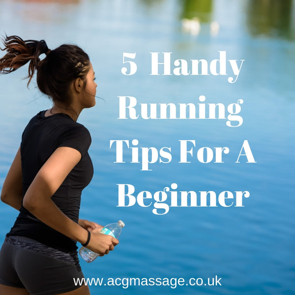 5 Handy Running Tips for Beginners