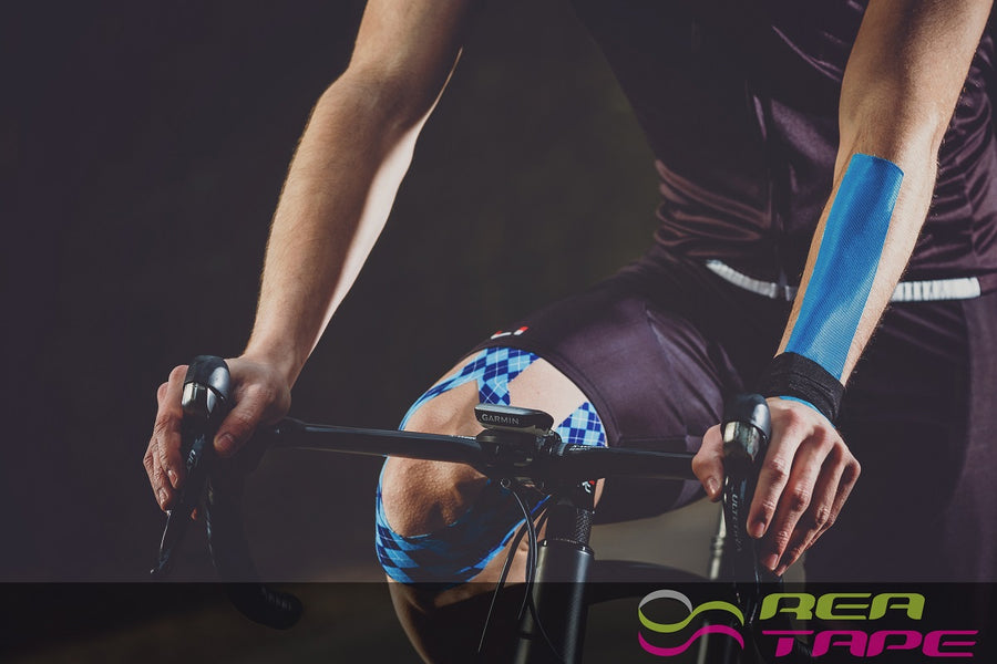 REA TAPE APPLICATIONS - KNEE PAIN