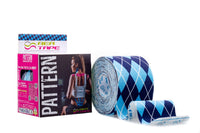 REA Tape Kinesiology Tape Argyle 5cm x 5mtr Pediatric Tape