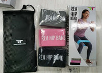 Rea Hip Band Set of three, Bluey