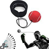 Training Boxing Ball, Fight Ball With Head Band For Reflex Speed Training Boxing Punch Exercise