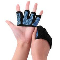 Anti-Skid Weightlifting Gloves Breathable Half Finger Hand Grippers Gym Palm Protector