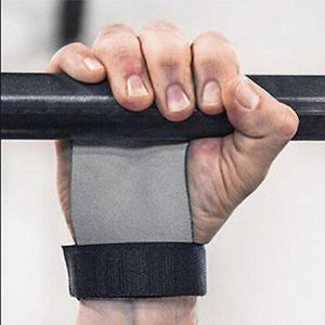 Leather Hand Guard Grip suitable for Crossfit, Gymnastics, Palm Protectors and hand protection for Pull Bar