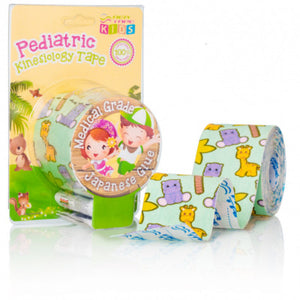 REA Tape Animals 5cm x 5mtr Kinesiology Tape