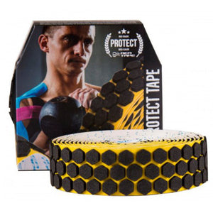 REA Protect tape reinforced high density foam