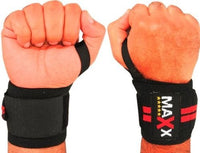 Maxx Wrist Wrap, weightlifting gym strap.