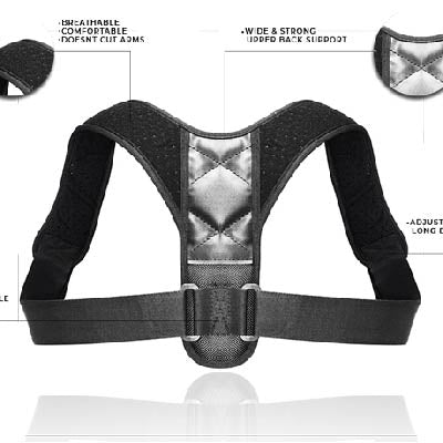 Pro Posture Corrector - Save 50% This week!