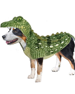 Le costume crocodile