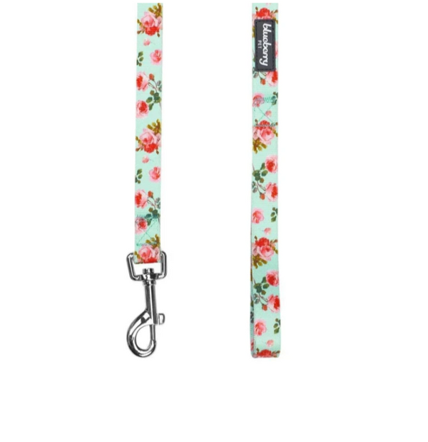 The floral leash