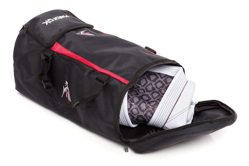 Habrok Gear Bag BLACK Pugnator Pro Comp | Hybrid Gear Bag 680334796970