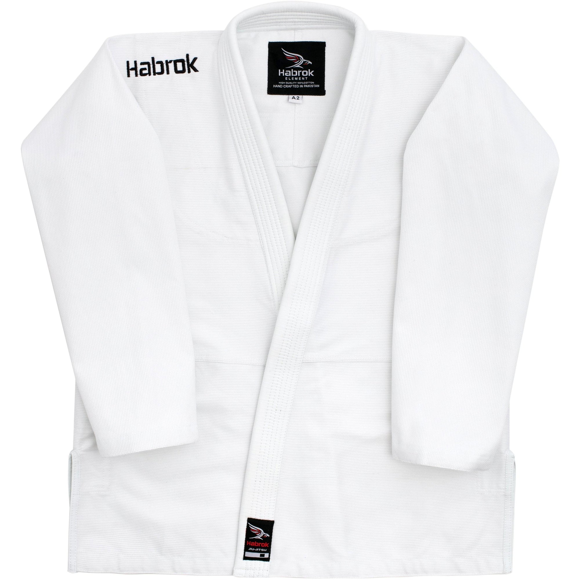 Habrok Jiu Jitsu Gi F0 / WHITE Element Gi | Women 681565432903
