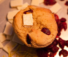 Lemon Cranberry White Chocolate
