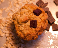 Oatmeal Coconut Chocolate Chunk