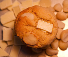 White Chocolate Macadamia Nut