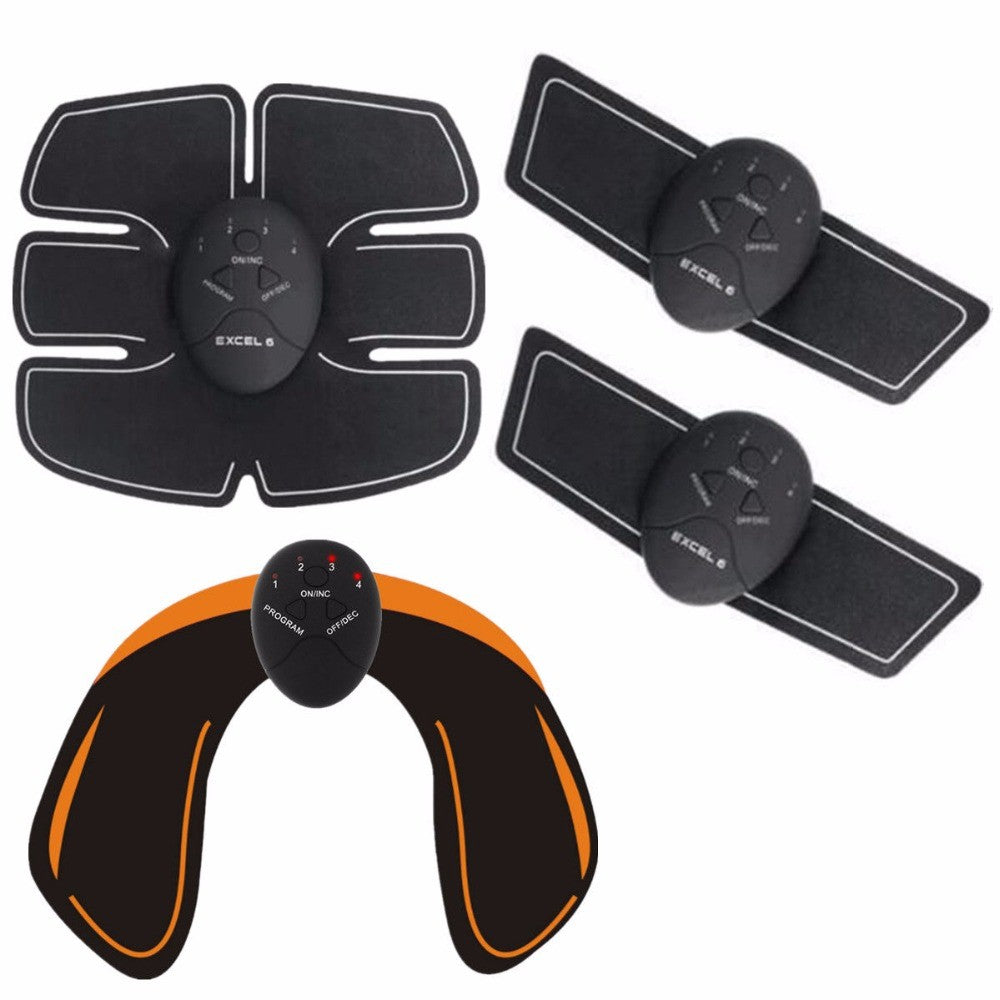 EMS HIP ABS & ARMS Trainer Muscle Stimulator