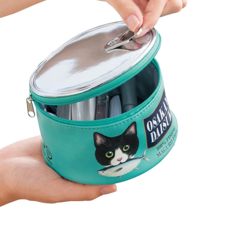 Cat Food Bag Creative Pouch