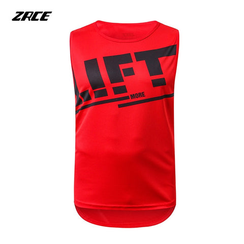 Fitness Breathable Tank Tops