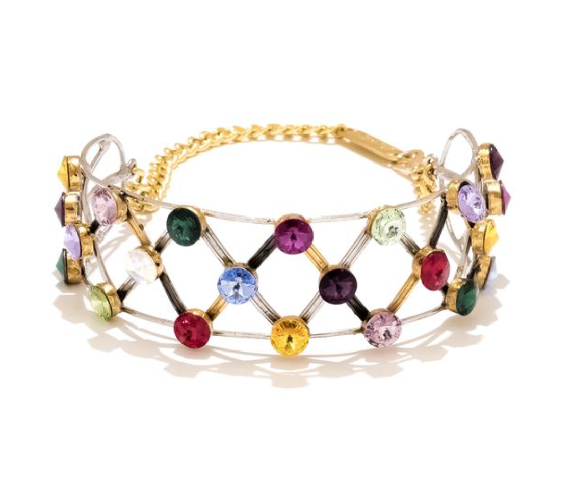 Multi-Color Statement Jewelry