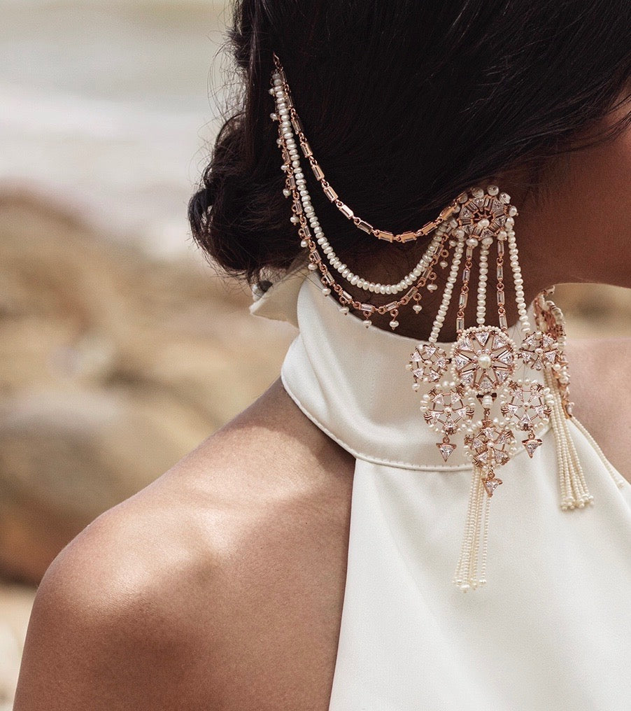 Wedding Jewelry Trends 2019 - Go bold on the big day!