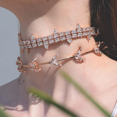 Stallion Chokers by Outhouse Jewellery