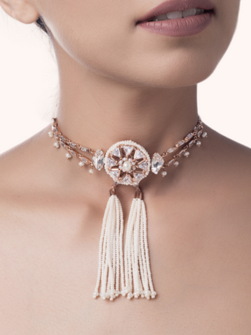 Borla Legacy Necklace by Outhouse Jewellery
