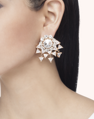 Antilla Studs by Outhouse Jewellery