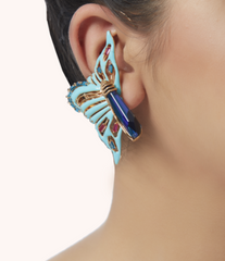 Papilio Earcuff Studs by Outhouse Jewellery