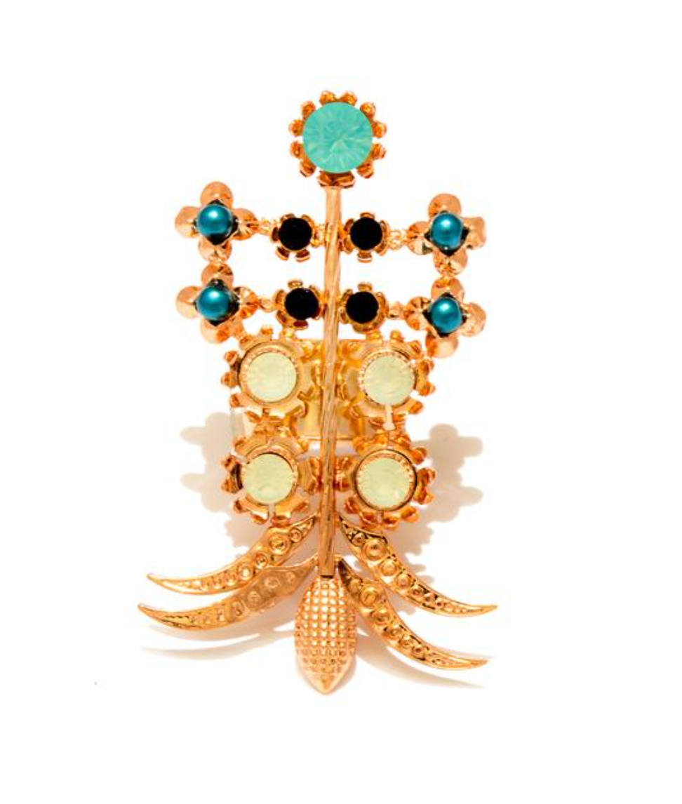 Meher Statement Ring