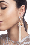 LOPHORINA TASSLE TREASURE EARRINGS