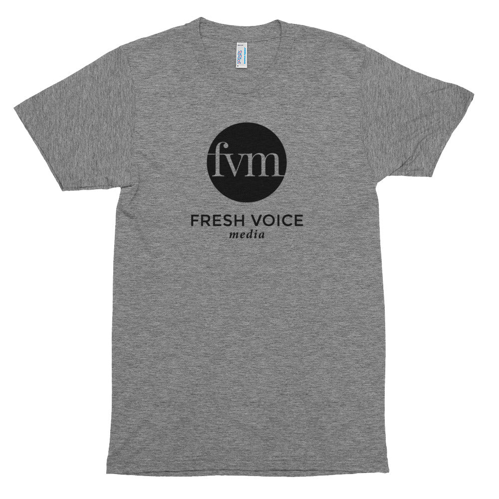 FVM Black Logo T-Shirt