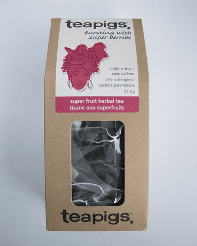 Teapigs | Super Fruit Herbal Tea - Blush Grove