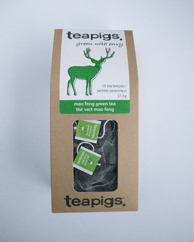 Teapigs | Mao Feng Green Tea - Blush Grove
