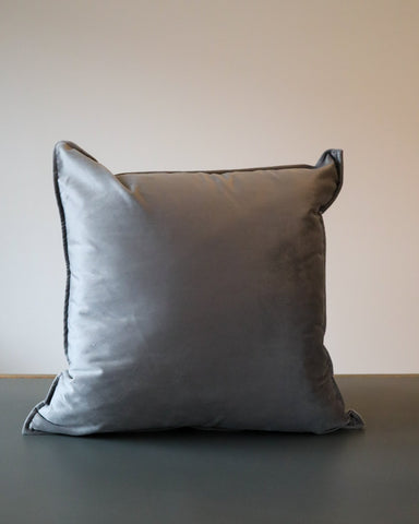 Velvet Cushion Cover & Insert - Blush Grove