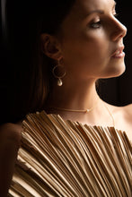 SALOME x Stephanie Waxberg Pearl Necklace - Gold