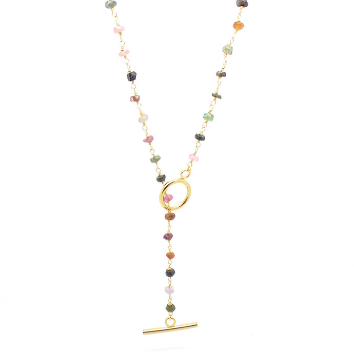 CARINA Lariat necklace
