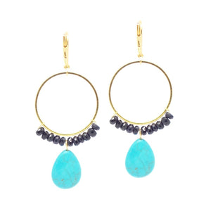 Mata Hari Earrings