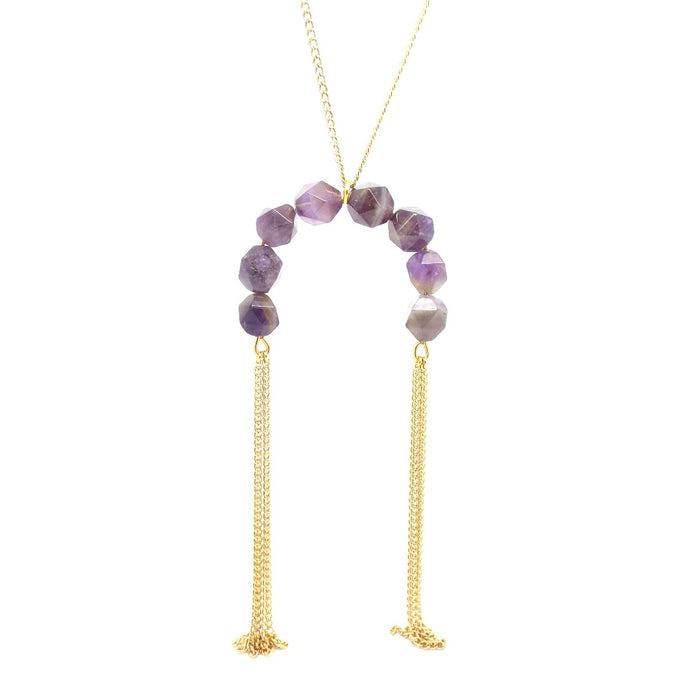 NOLA Amethyst Necklace