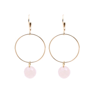 Bridal Collection Lorna Rose Quartz Earrings