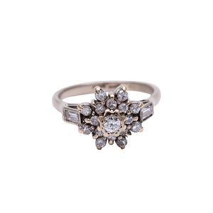 Bridal Collection Vintage Diamond Ring