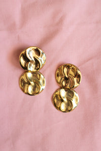 Vintage Statement Earrings