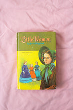 Load image into Gallery viewer, Vintage Little Women Book
