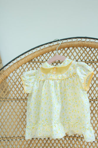 Baby Lemon Top 12-18 Months