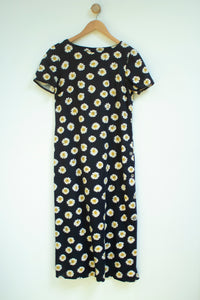 Vintage Daisy Maxi Dress
