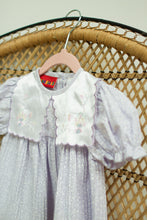 Load image into Gallery viewer, Vintage Floral Baby Dress