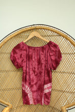 Load image into Gallery viewer, Vintage Tie Dye Blouse