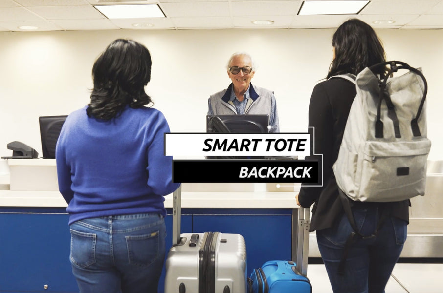 Luggage Tech SMART Travel Commercial [VIDEO]
