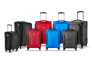 Melbourne Collection SMART Luggage - Luggage Tech