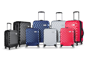 Monaco Collection SMART Luggage - Luggage Tech