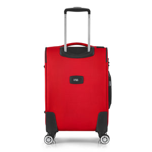 Melbourne Collection SMART Luggage  is made from rugged tri-core nylon fabric that features water-resistant coating technology.