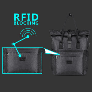 Smart Tote Backpack